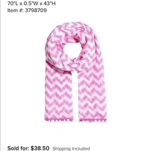 Lilly Pulitzer for Target Belladonna scarf